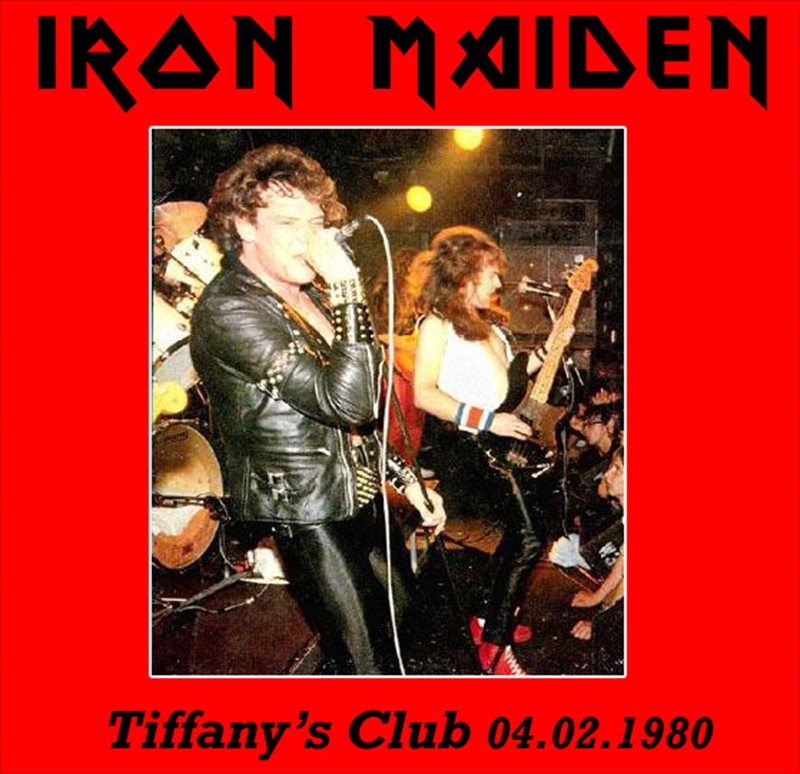 IRON MAIDEN – 1980-02-04 SCOTLAND UK | Old Metal Bootlegs