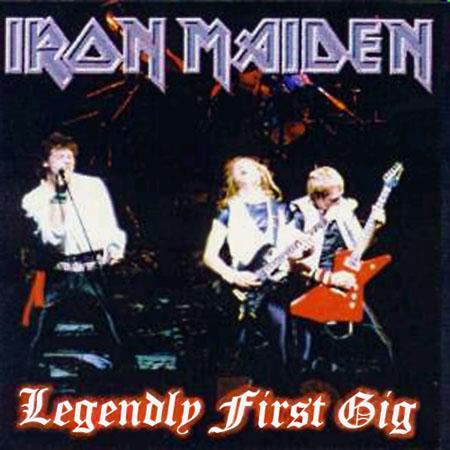 IRON MAIDEN – 1981-05-24 TOKYO JAPAN (Source 4) | Old Metal Bootlegs