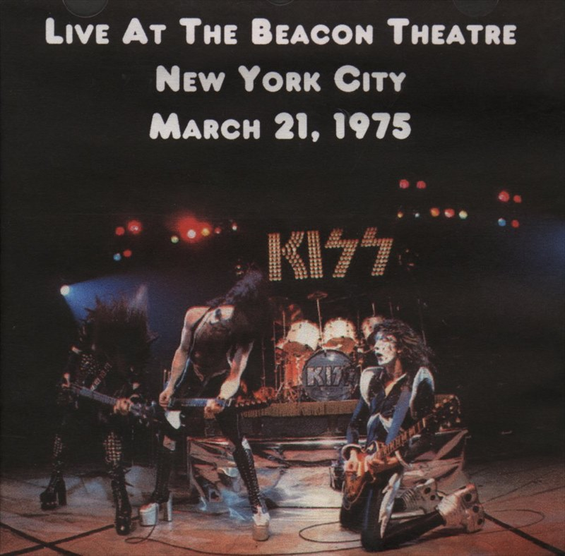 KISS – 1975-03-21 NEW YORK NY | Old Metal Bootlegs
